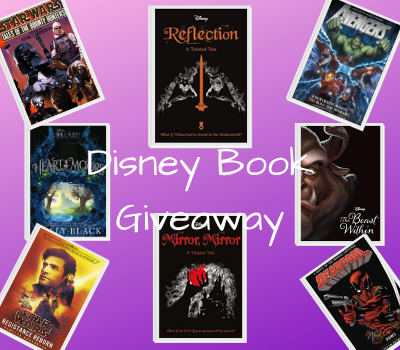 Disney Book Giveaway