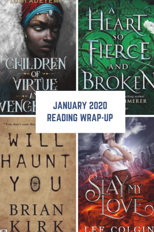 January 2020 Reading Wrap-Up