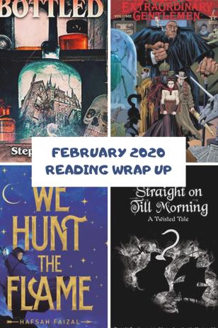 February 2020 Reading Wrap Up