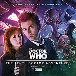 doctor who tenth doctor adventures
