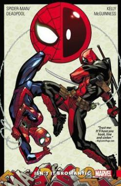 spiderman deadpool